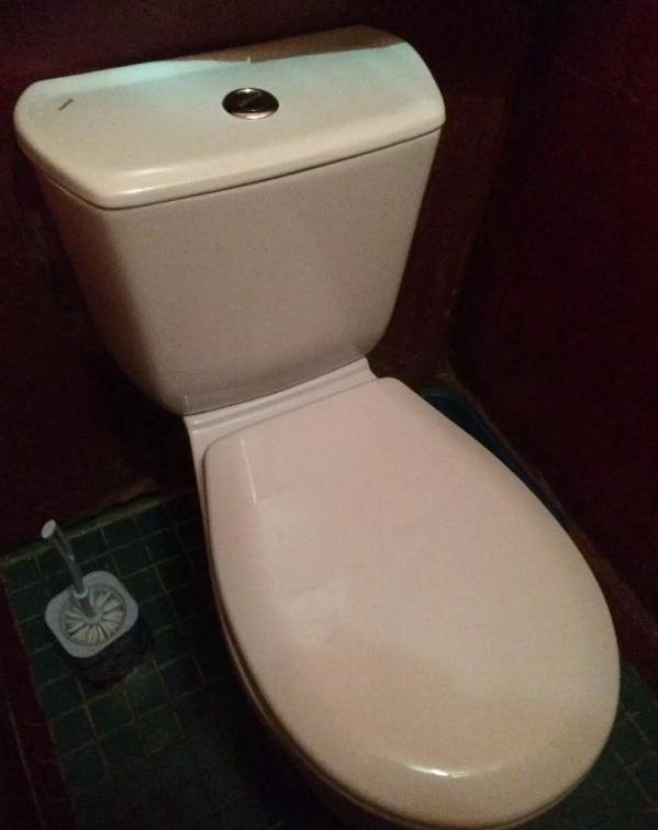 Как надаче в соседок я был раб туалетом